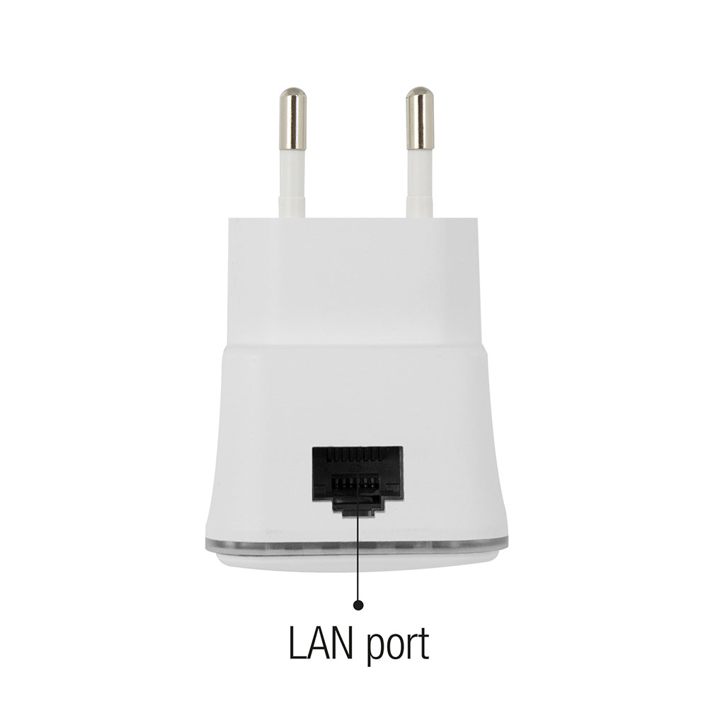 Mini WiFi Repeater 300N (Successor for EM4595)