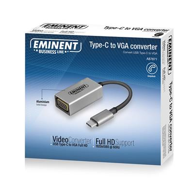 USB Type-C to VGA converter