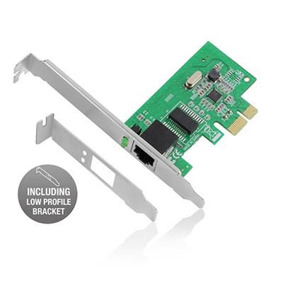 10/100/1000Mbps PCI-e Network Adapter