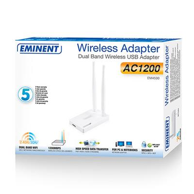 Dualband-WLAN-USB-Adapter AC1200 USB 3.1 Gen1 (USB 3.0)