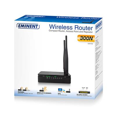 Draadloze 300N Router