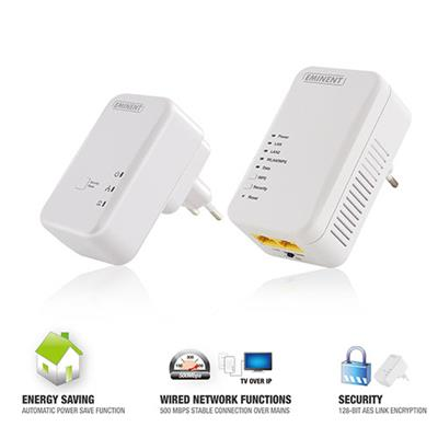 Kit de inicio Powerline WiFi