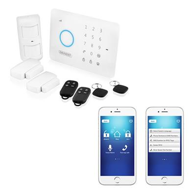 e-Alarm Wireless Mobile Alarm system Starter Kit
