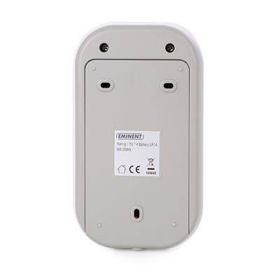Wireless Indoor Siren (suited for the EM8710 Wireless GSM Alarm System)
